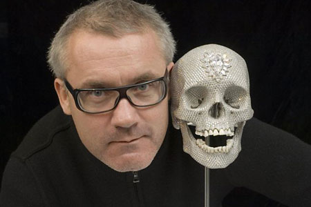 "Damien Hirst and ""For the Love of God"""