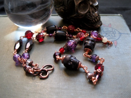 The Laveau, Choker/Bracelet by Feral Strumpet on Etsy
