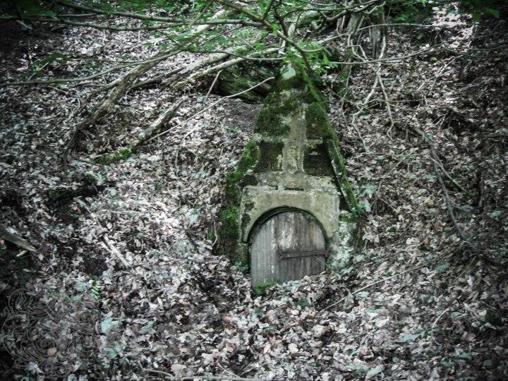 The Saint John's Well, Mount Grace Priory, Yorkshire