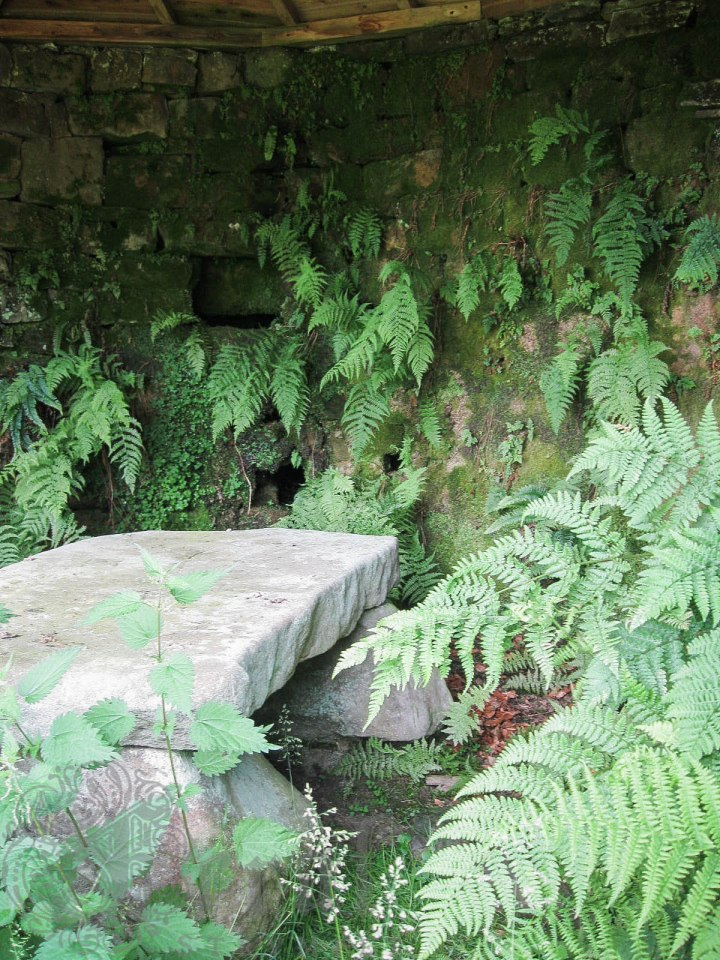 Diana's Well, Well House, East Witton