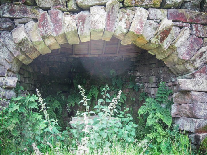 The Well House, Diana's Well