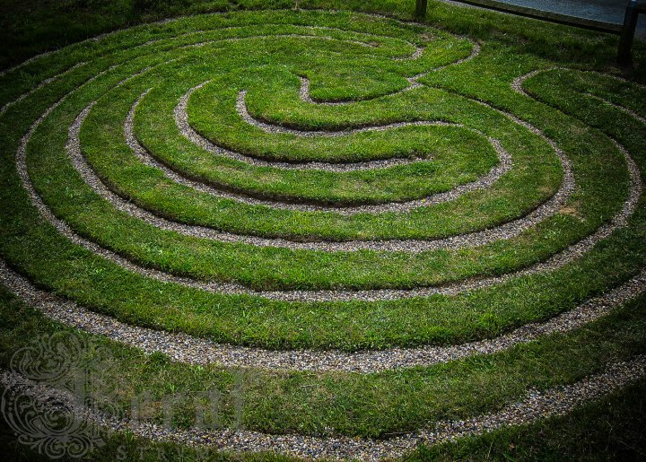 City of Troy Turf Maze
