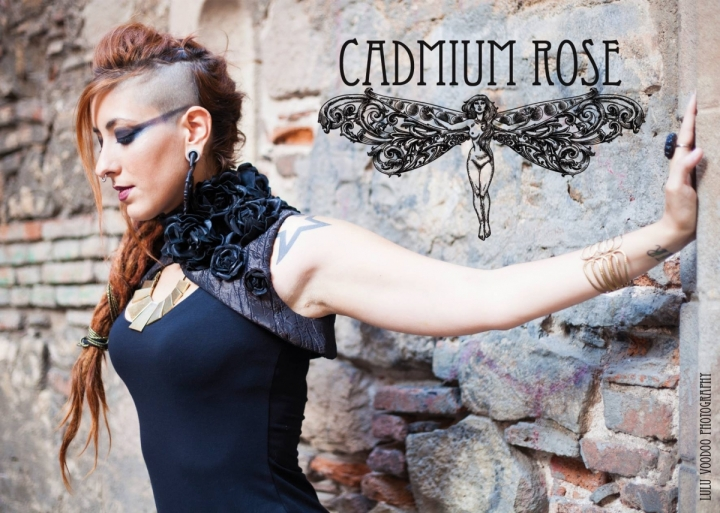 Cadmium Rose 2