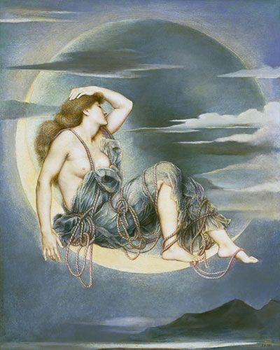 Night by Evelyn Morgan