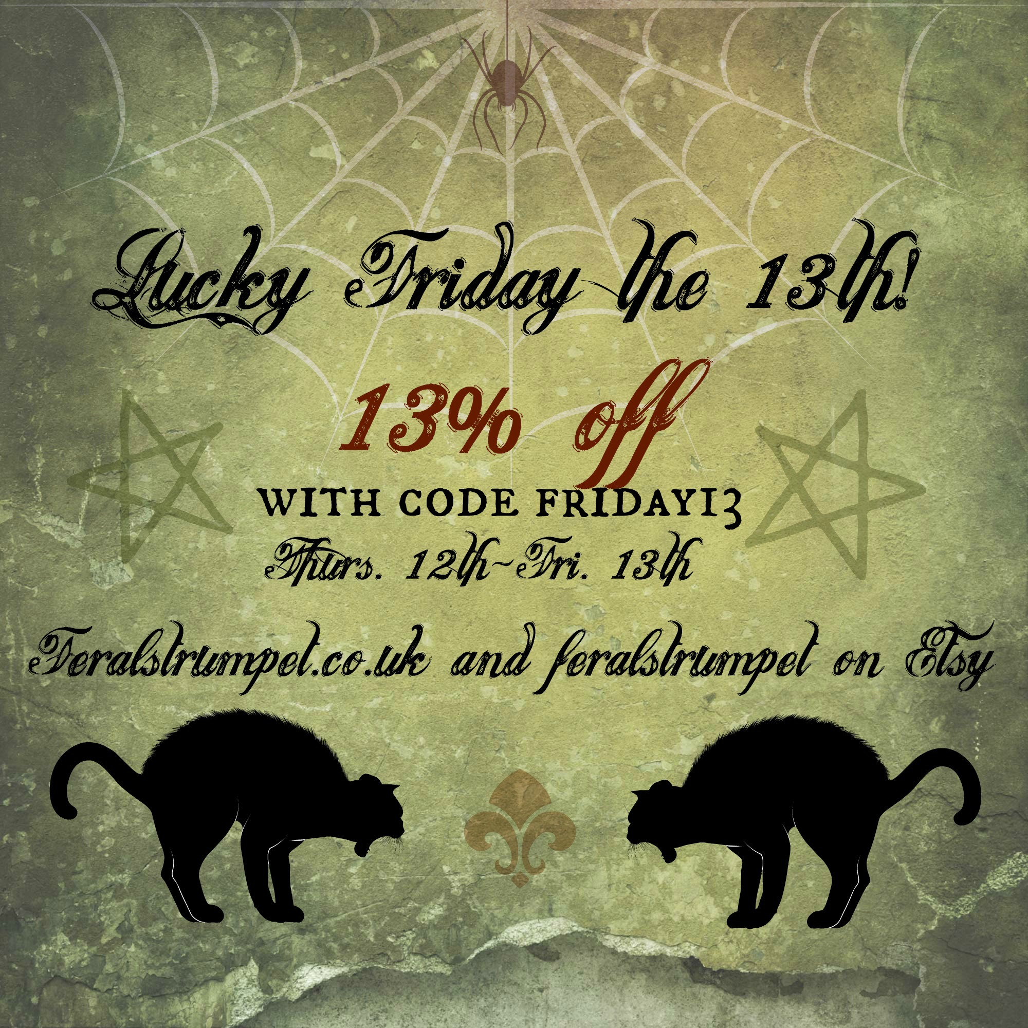 happy friday the 13th � feral strumpet
