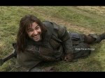 Hot Dwarf or Dark Elf? It's semantics--my point is made. Aidan Turner as a Kili the Dwarf from the Hobbit.